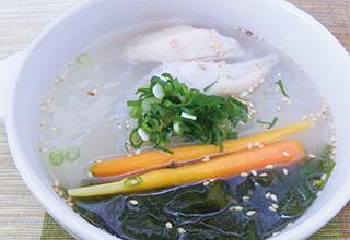 鶏ちゃんこレモン鍋